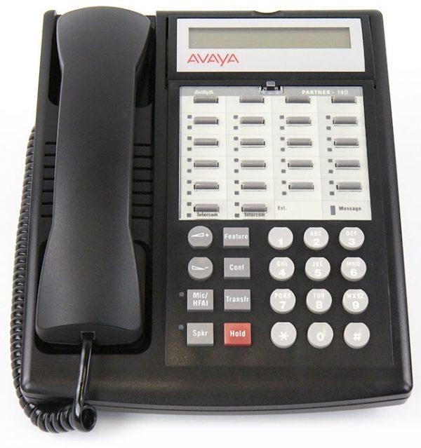Avaya 18D phone