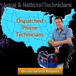 Telephone Installers